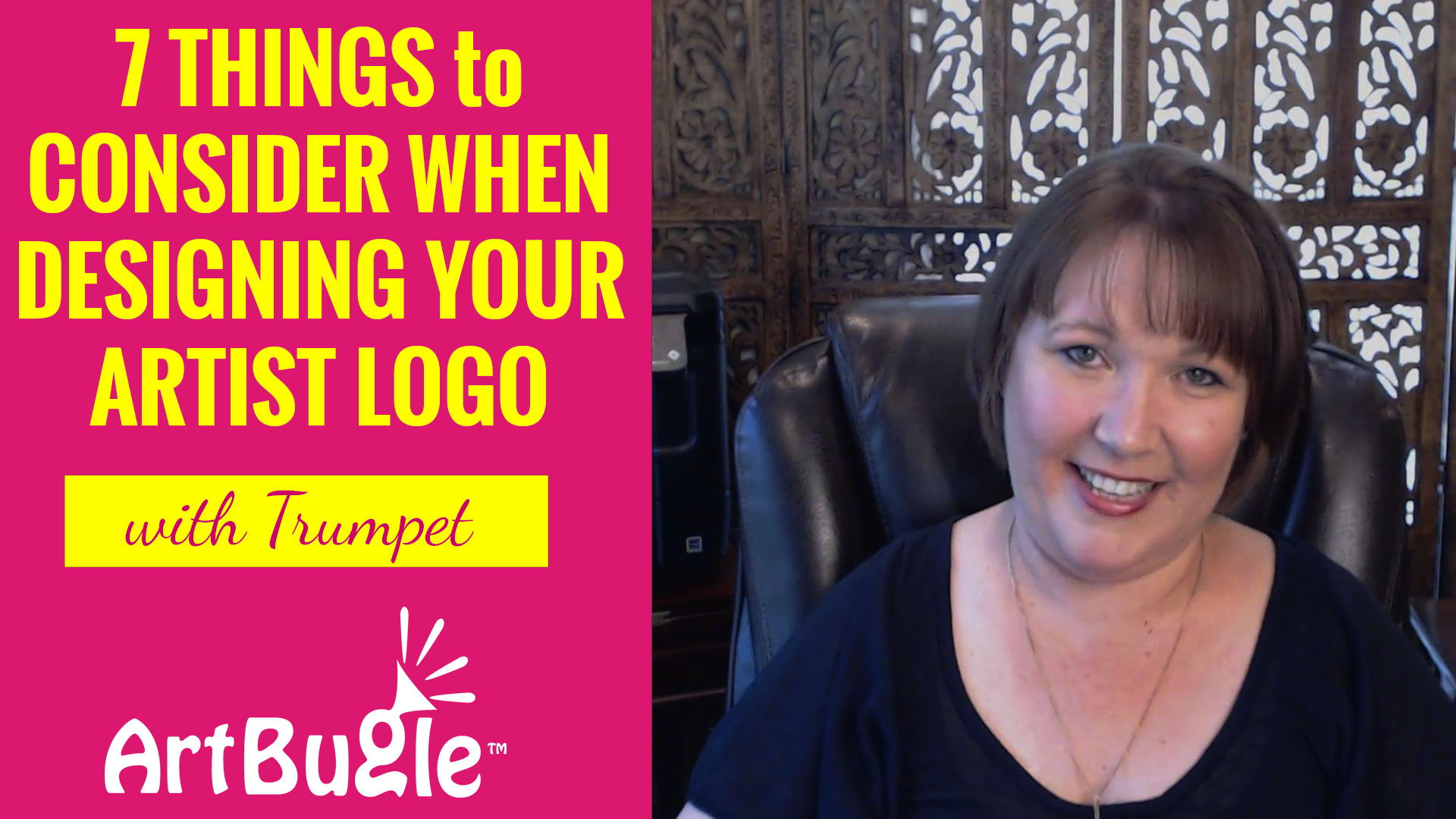 7 Things to Consider When Creating an Artist Logo