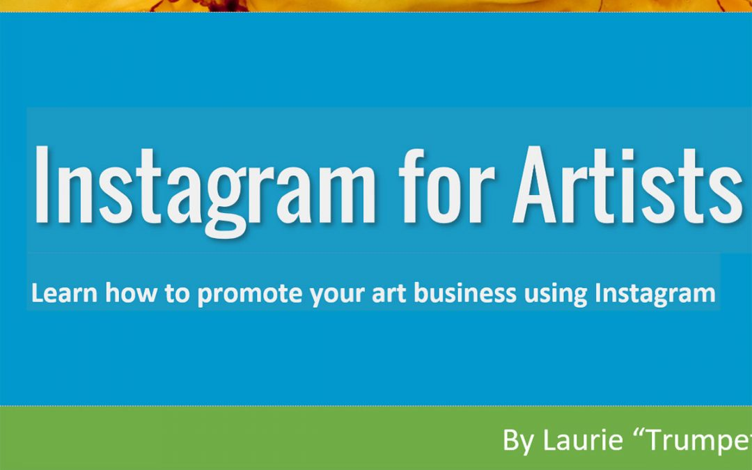 Instagram for Artists eBook