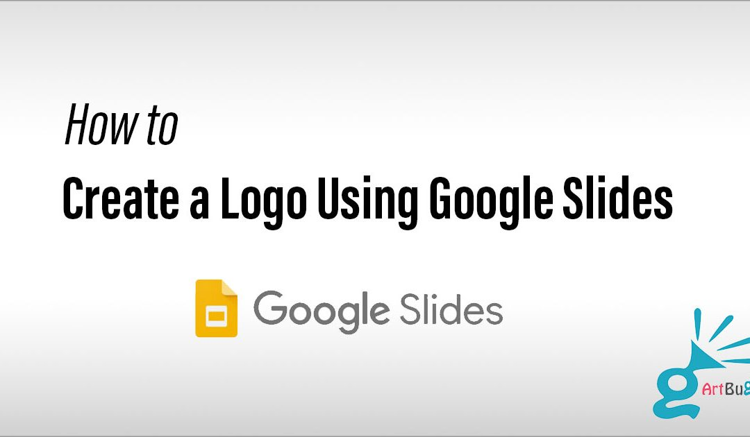 How to Create a Logo Using Google Slides