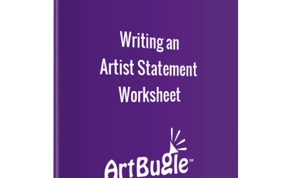 FREE Artist Statement Guide and Worksheet