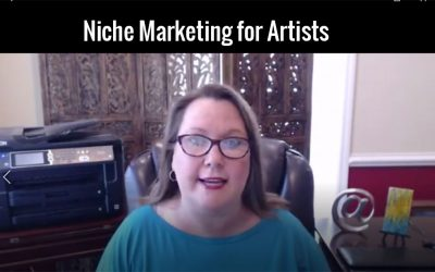 Niche Marketing for Artists