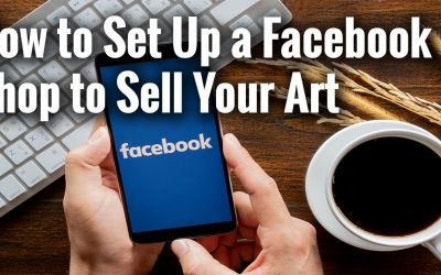 How to Create A Facebook Shop to Sell Your Art