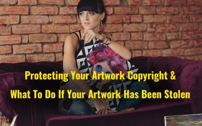 What To Do If Your Artwork Has Been Stolen